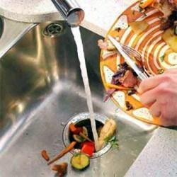 Установка утилизатор пищевых отходов. Абаканские сантехники.