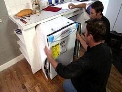 Установка посудомоечной машины в Абакане