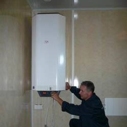 Установка водонагревателя в Абакане. Монтаж и замена бойлера г.Абакан.
