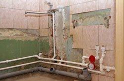 Замена старых труб в квартире, коттедже, на доче, доме, складе, помещении или офисе в городе Абакан